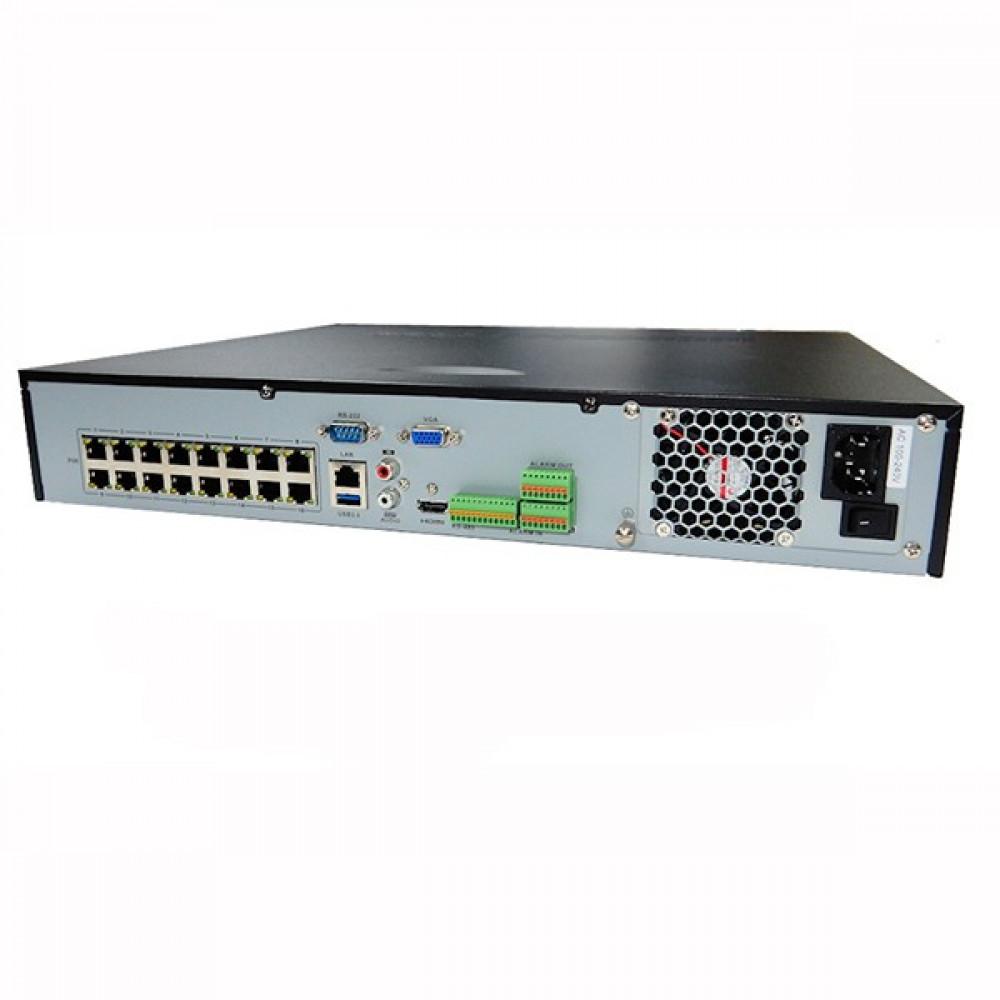 Мережевий відеореєстратор Hikvision DS-7732NI-I4