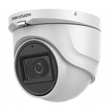 2Мп Turbo HD відеокамера Hikvision з вбудованим мікрофоном Hikvision DS-2CE76D0T-ITMFS