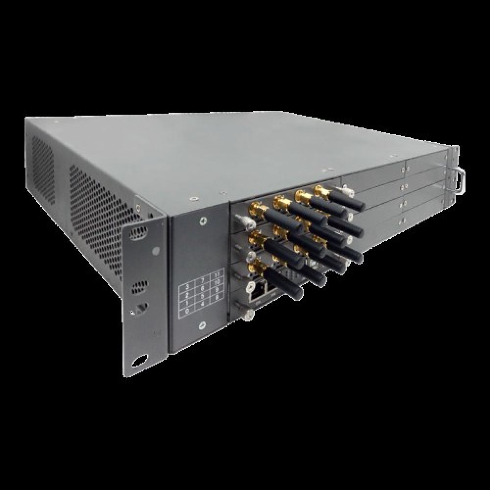 Модульний GSM шлюз Openvox VS-GW2120v2-12G