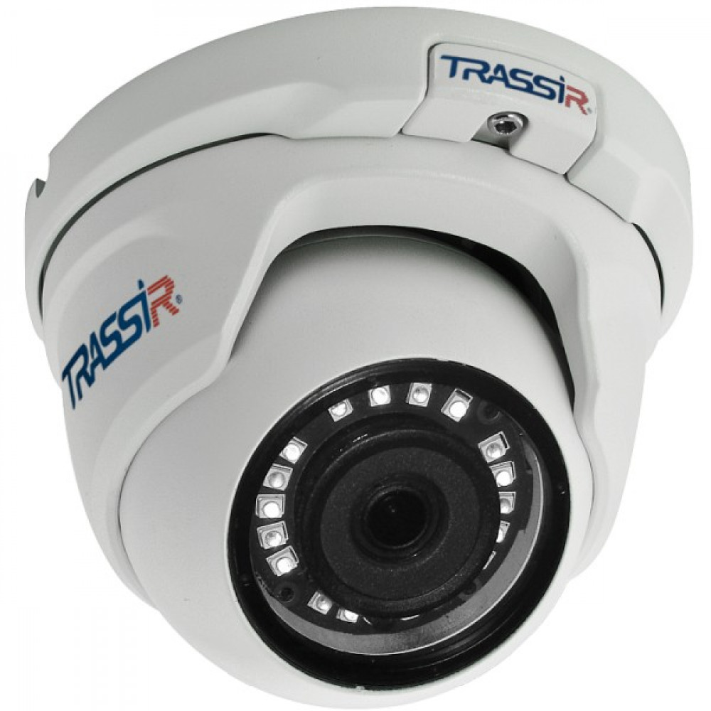 IP-камера TRASSIR TR-D8121IR2 (3,6 мм)