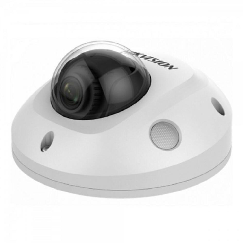 2 Мп міні-мережева купольна відеокамера Hikvision Hikvision DS-2CD2525FWD-IS (2,8 мм)
