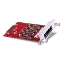 Модуль 4FXO для IP-АТС ZYCOO CooVox-U50/U100