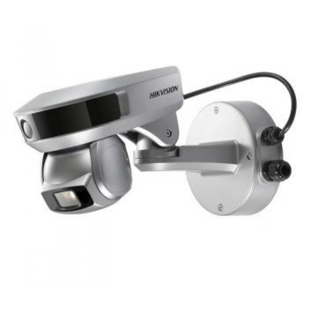 2Мп PanoVu IP камера  iDS-2PT9122IX-DE/S (5-50мм)