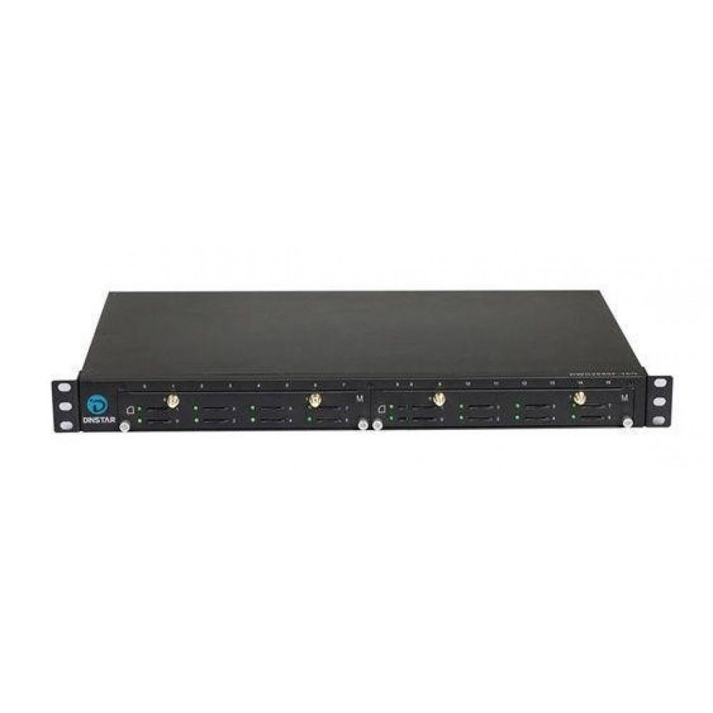 GSM шлюз Dinstar UC2000-VF-8G-M-V131