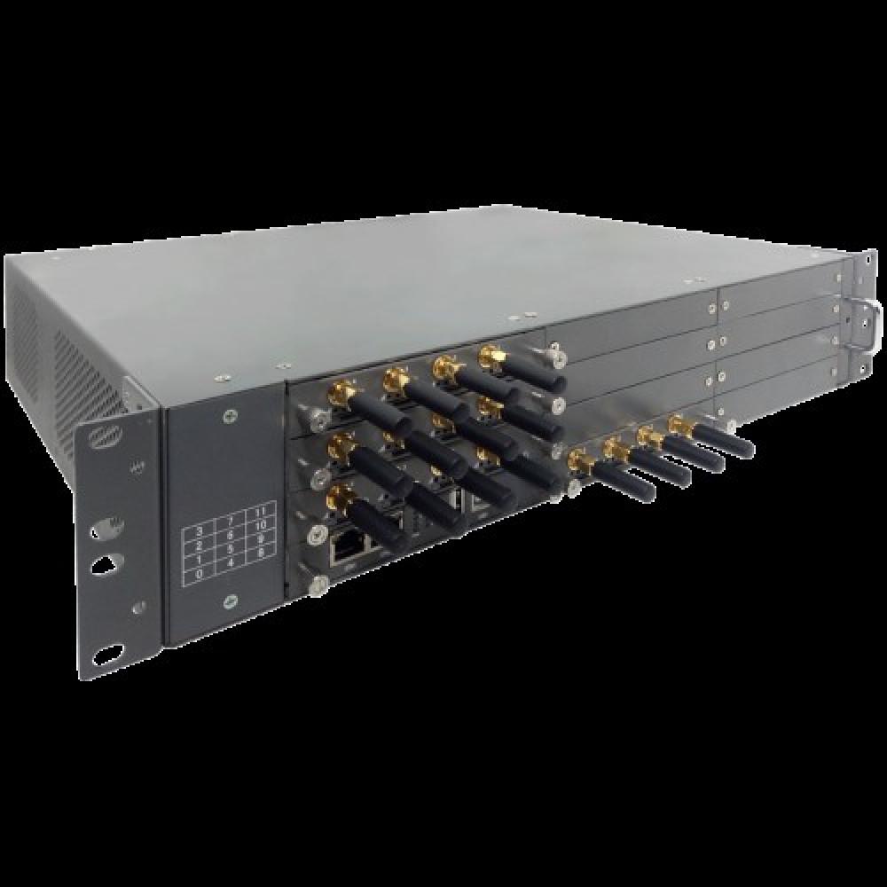 Модульний GSM шлюз Openvox VS-GW2120v2-16G