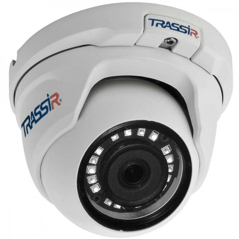 IP-камера TRASSIR TR-D8141IR2 (2,8 мм)