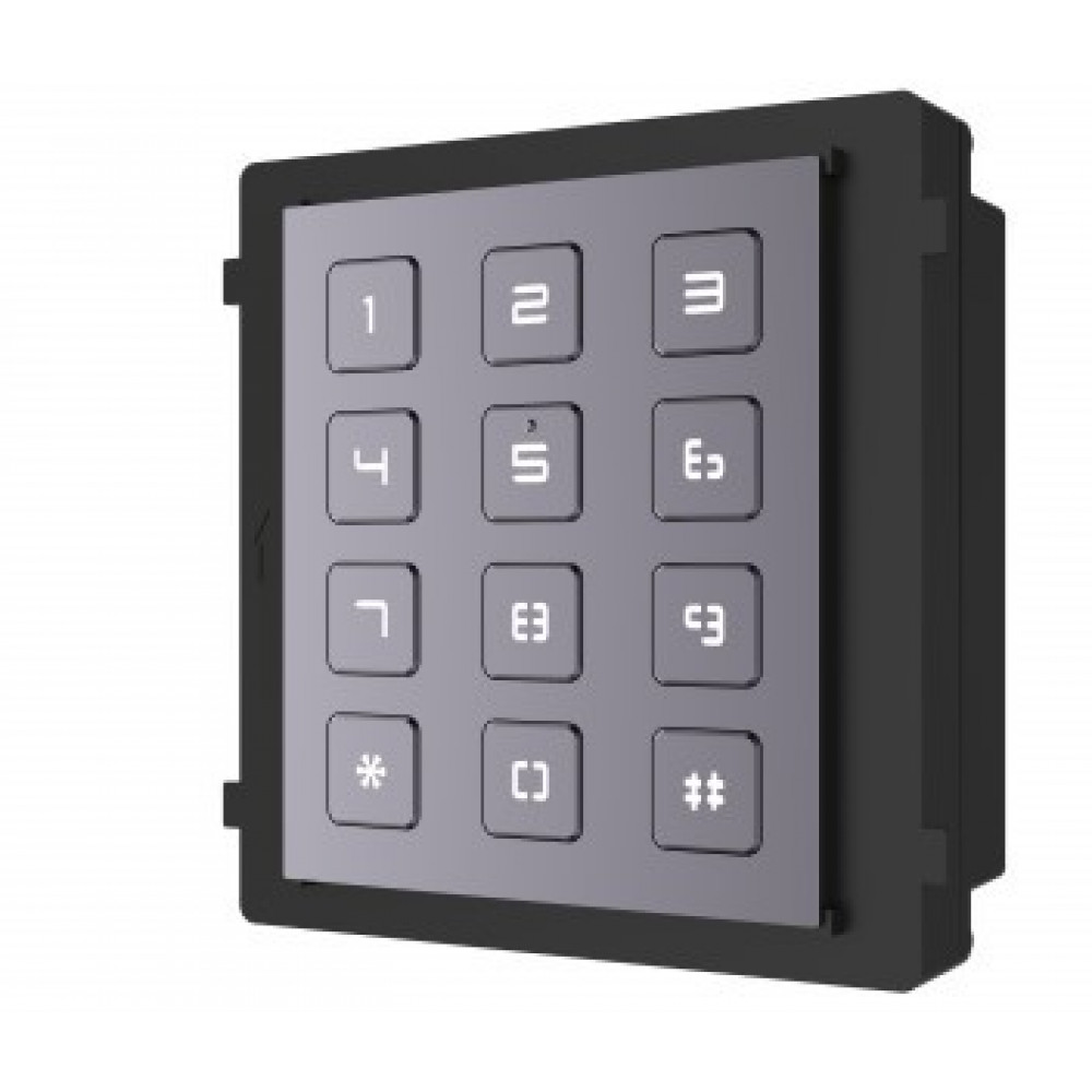 Модуль з клавіатурою Hikvision Hikvision DS-KD-KP