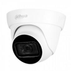 2Мп HDCVI відеокамеру Dahua з ІЧ підсвічуванням Dahua DH-HAC-HDW1200TLP-A (2.8 мм)