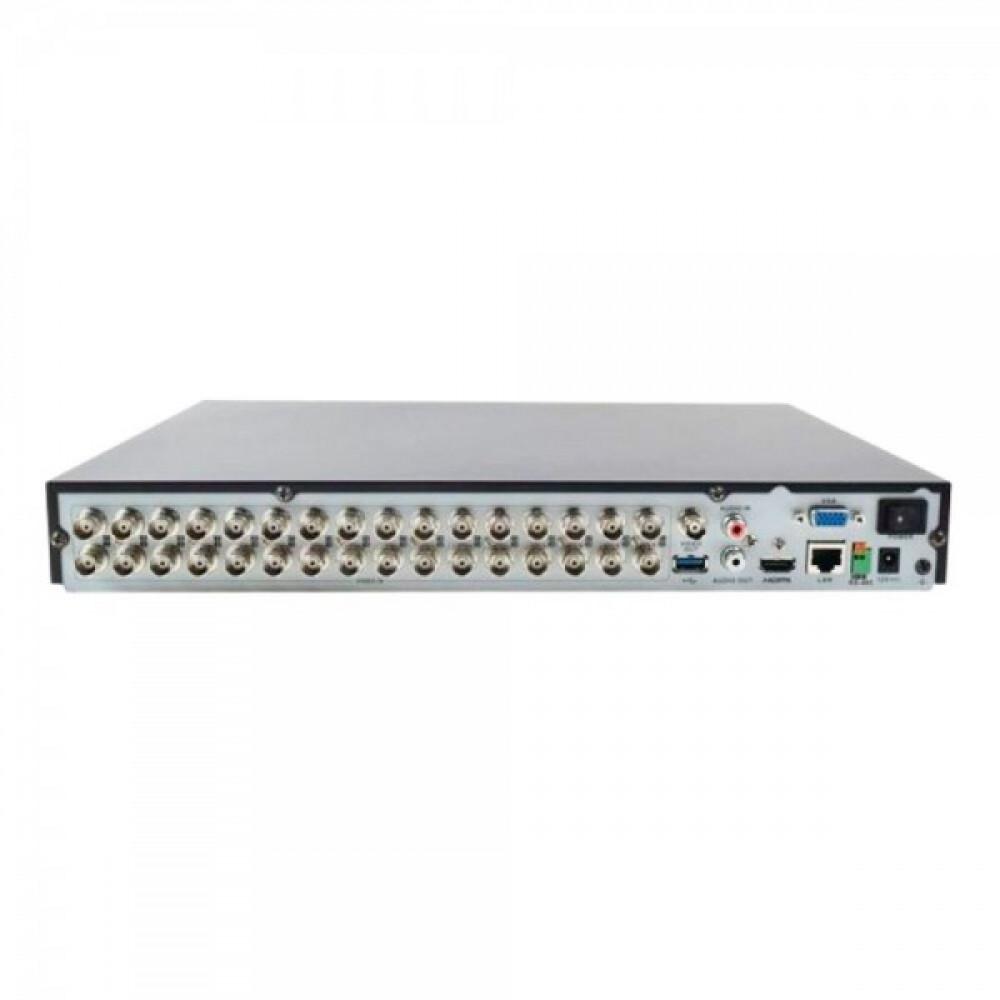 32-канальний Turbo HD відеореєстратор Hikvision DS-7232HQHI-K2