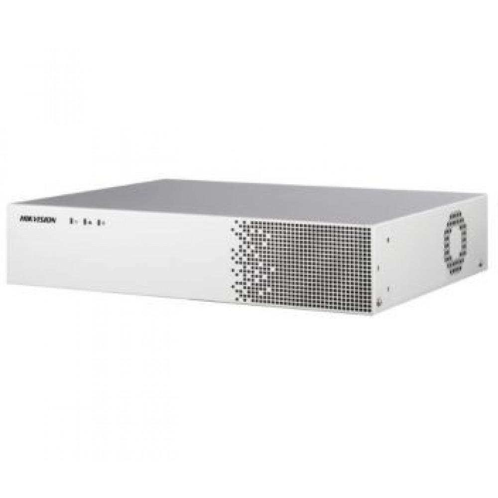4-канальний NVR c розпізнаванням осіб Hikvision iDS-6704NXI-I/4F
