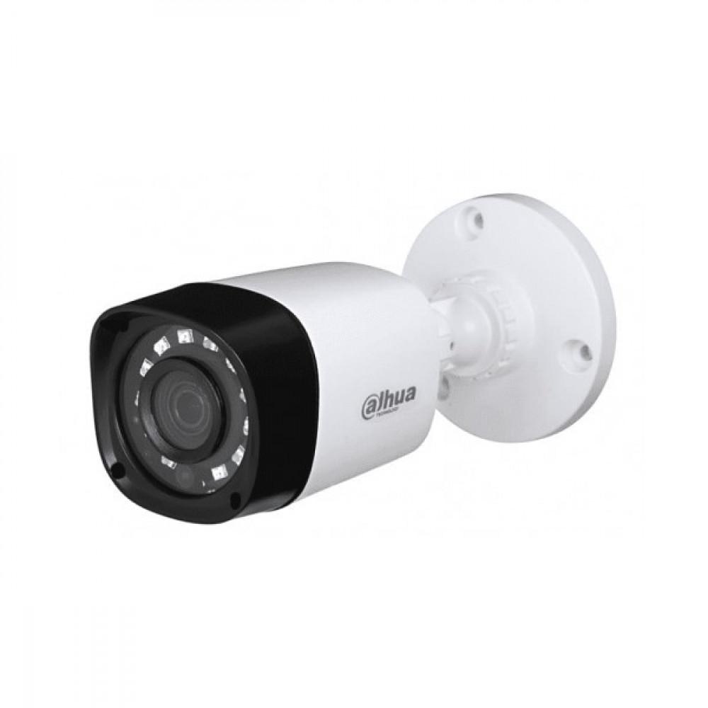 2 МП 1080p HDCVI відеокамера Dahua DH-HAC-HFW1200RP (3.6 мм)