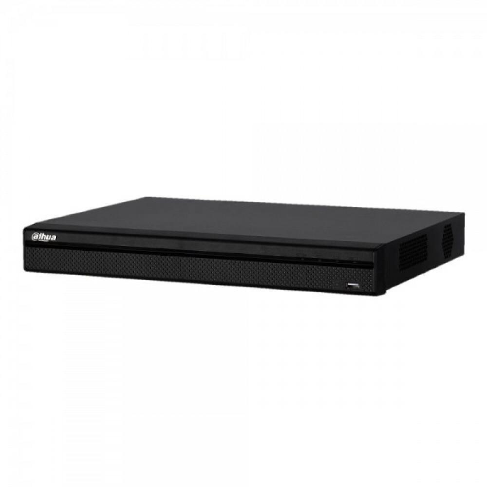 8-канальний 4K мережевий відеореєстратор Dahua DHI-NVR5208-4KS2