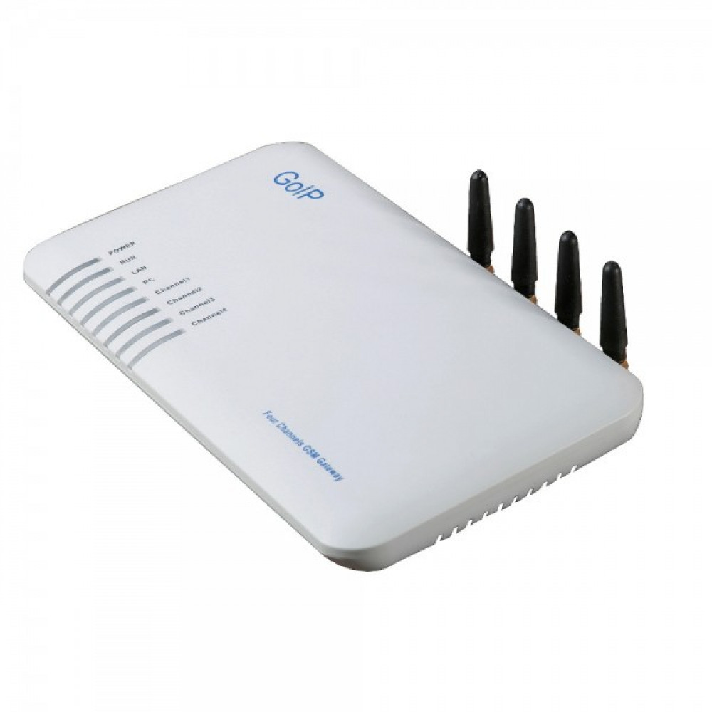 GSM шлюз HYBERTONE GoIP4