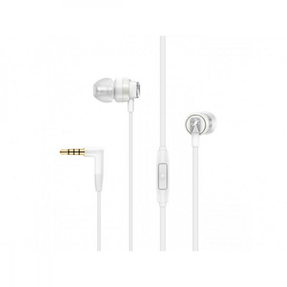 Навушники Sennheiser CX 300 S Mic White