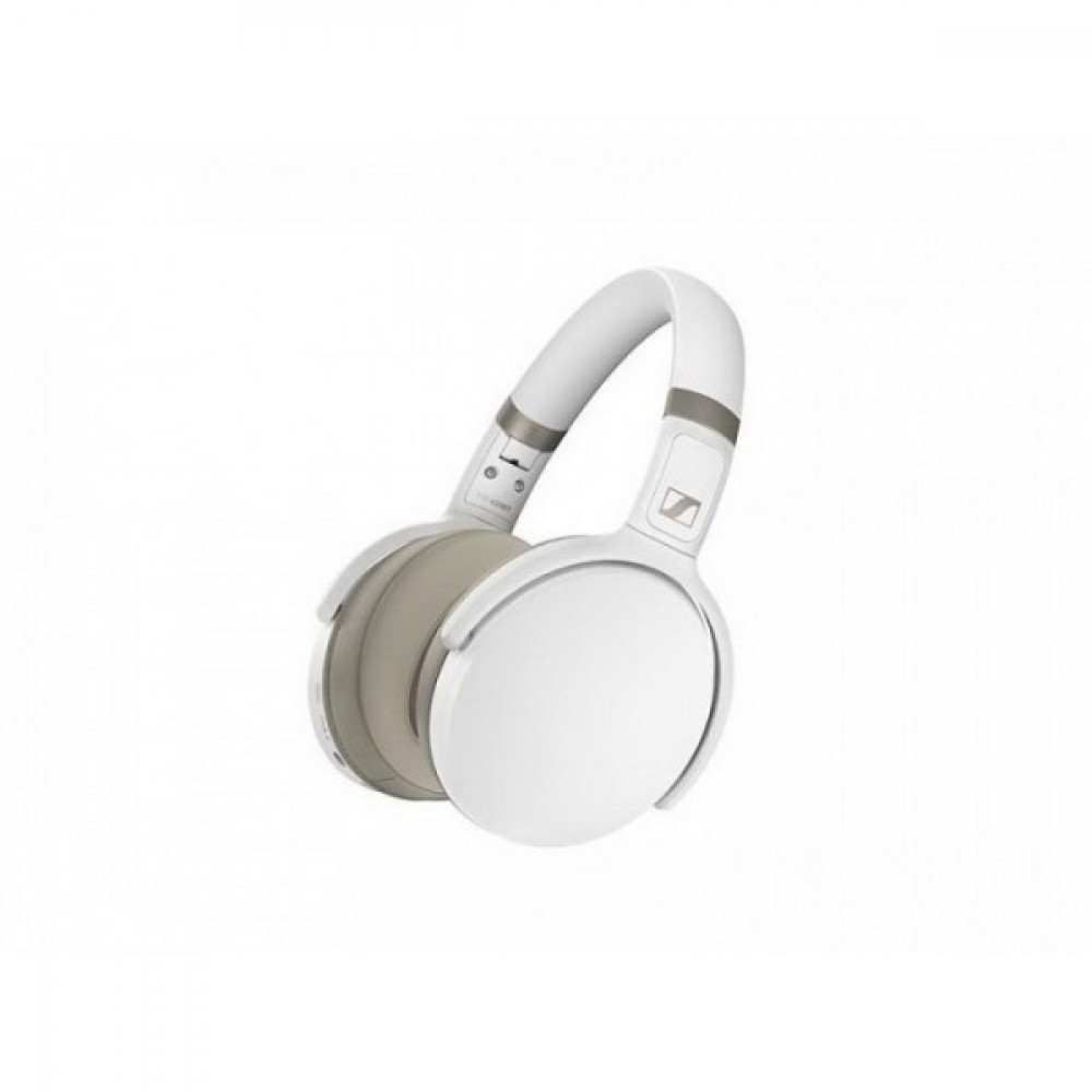 Навушники Sennheiser HD 450 BT Over-Ear Wireless ANC Mic White