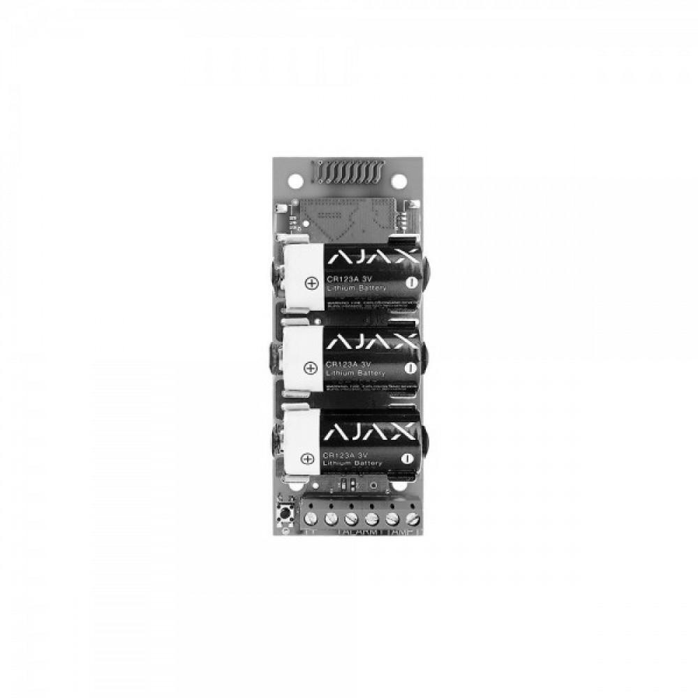 Бездротовий модуль для інтеграції сторонніх датчиків Ajax Transmitter