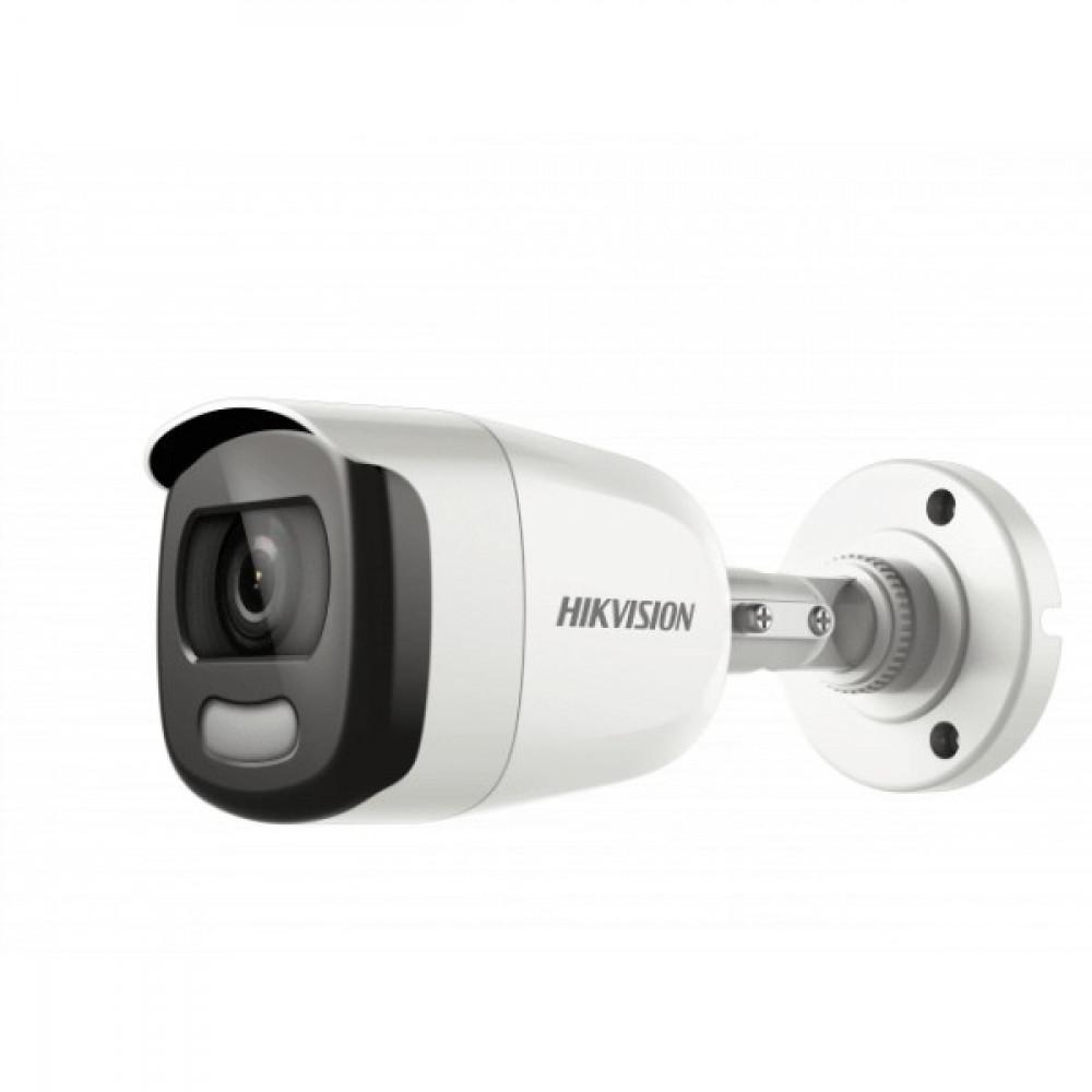 2 Мп ColorVu Turbo HD відеокамера Hikvision Hikvision DS-2CE10DFT-F (3.6 мм)
