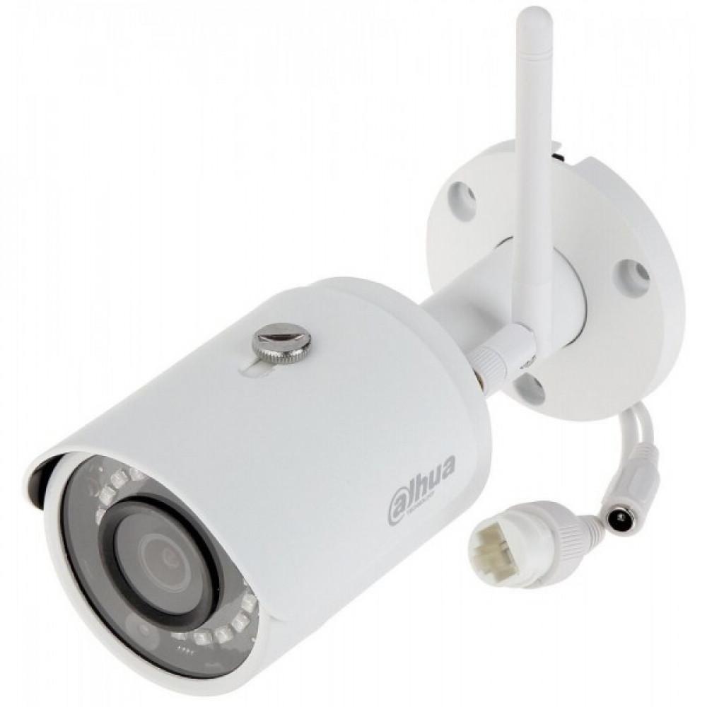 1.3 МП IP відеокамеру Dahua з Wi-Fi модулем Dahua DH-IPC-HFW1120S-W (3.6мм)
