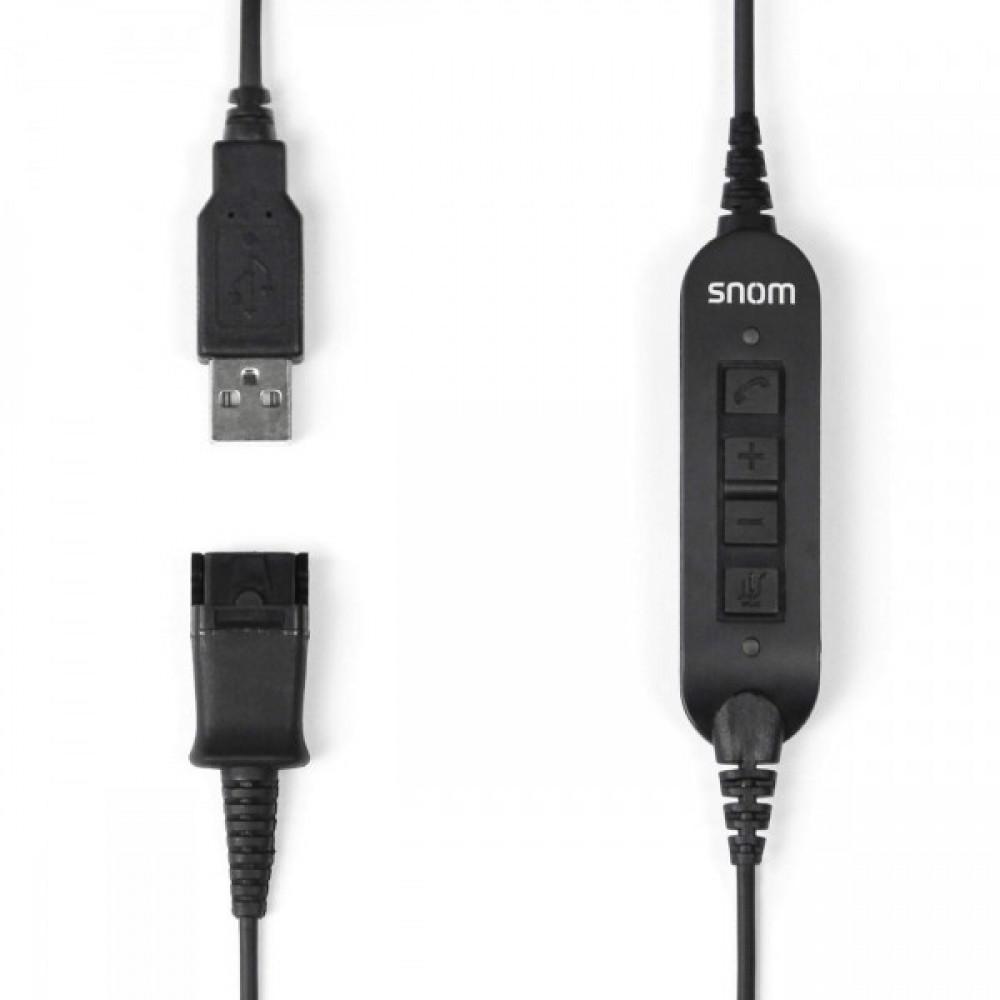 USB адаптер для гарнітур SNOM A100M і A100D