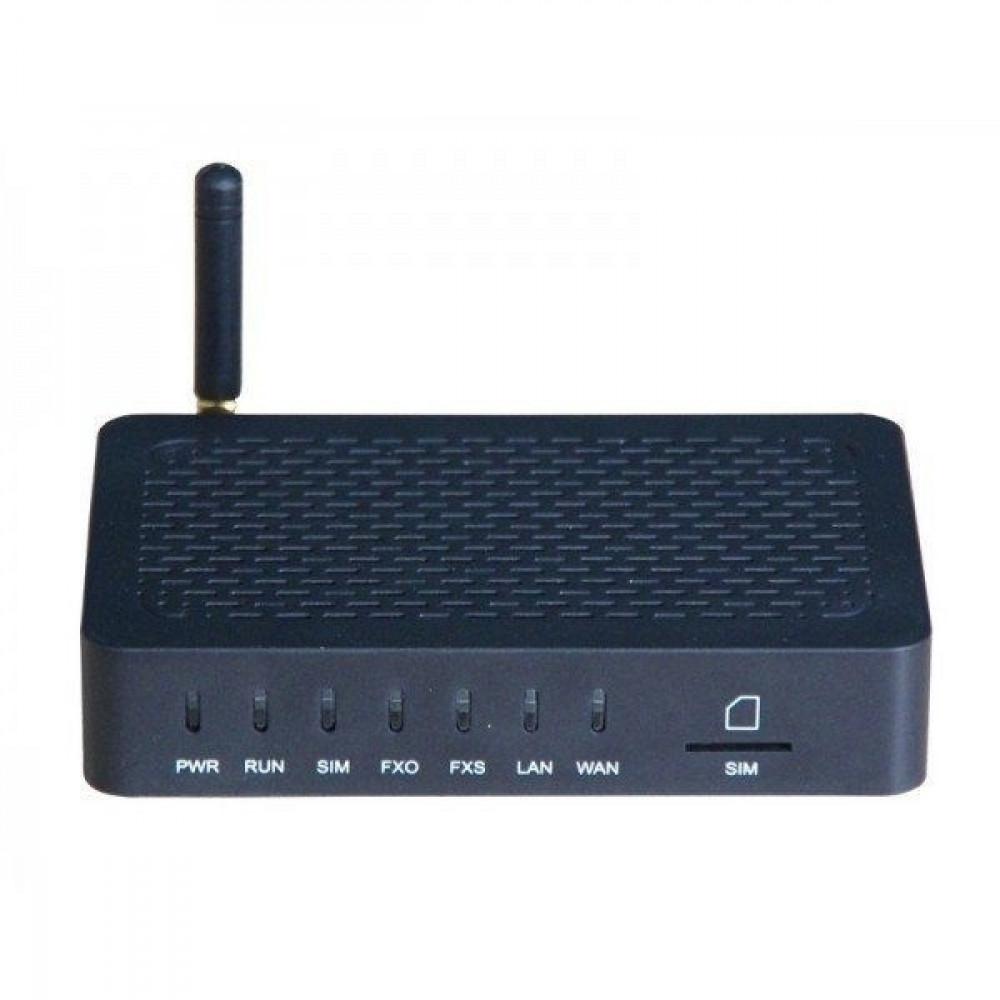 GSM/VoIP шлюз Dinstar UC100-1G1S10