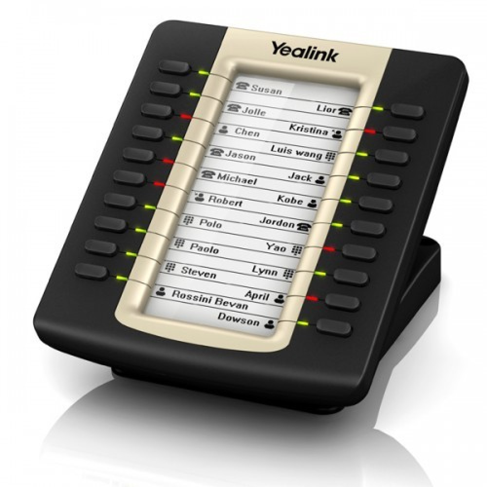Модуль розширення з LCD Yealink EXP39