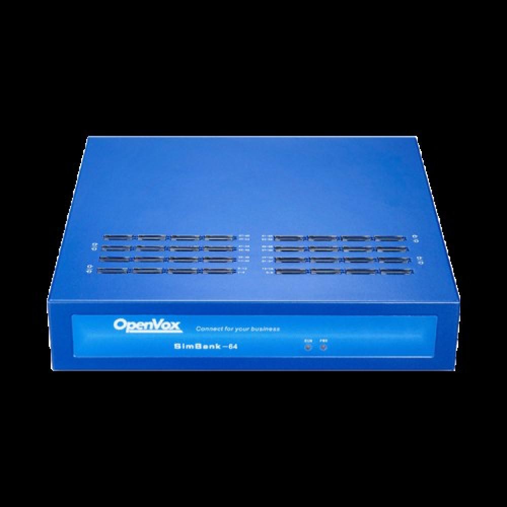 Сім-банк Openvox Simbank-64