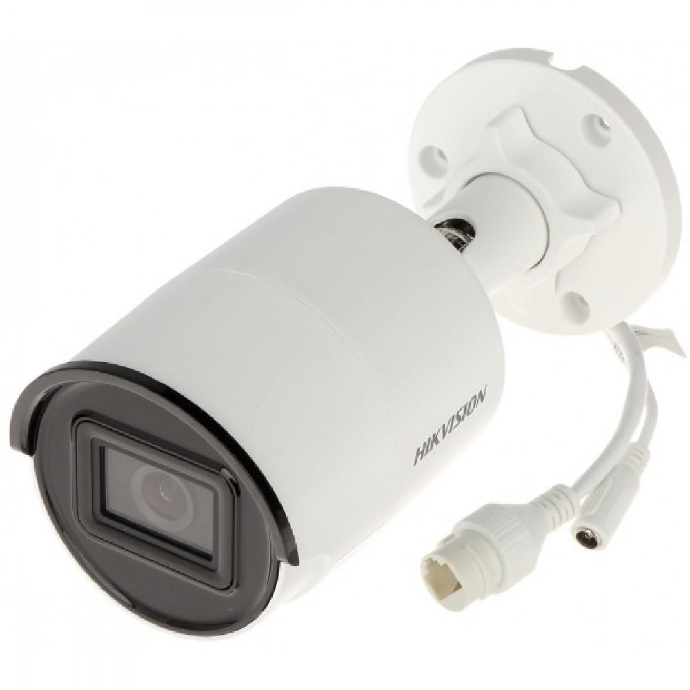 8Мп IP відеокамера Hikvision c детектором осіб та функціями Smart Hikvision DS-2CD2086G2-IU (2.8 мм)