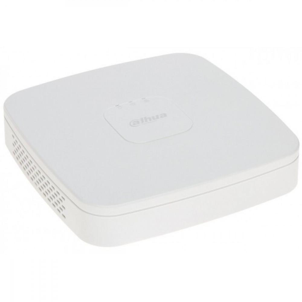 16-канальний Smart 1U мережевий відеореєстратор Dahua DH-NVR2116-4KS2