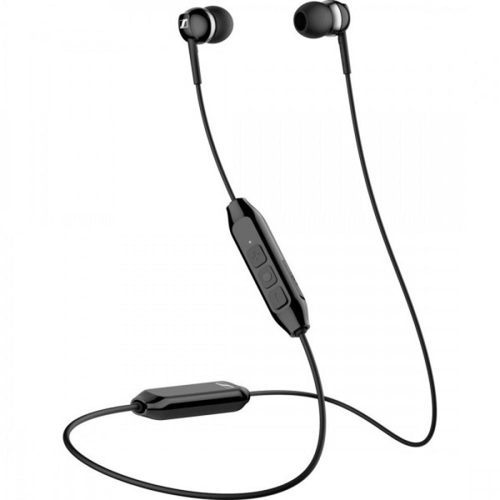 Навушники Sennheiser CX 350 BT Wireless Mic Black