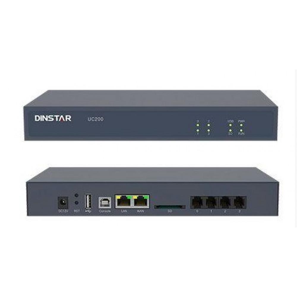 IP-ATC Dinstar UC200-15C