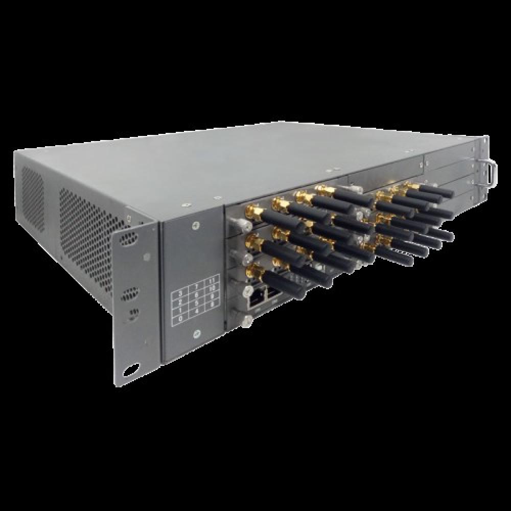 Модульний GSM шлюз Openvox VS-GW2120v2-24G