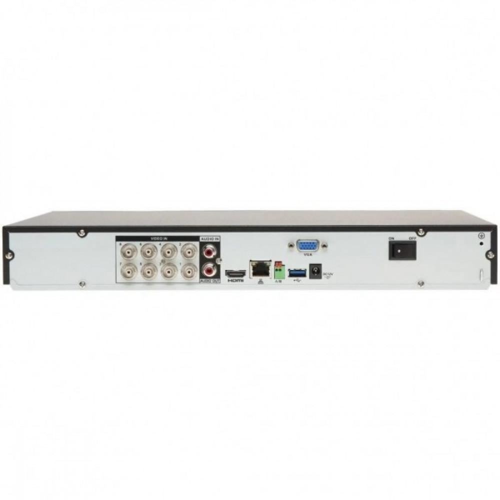 8-канальний 4K XVR Dahua DHI-XVR5208AN-4KL-X
