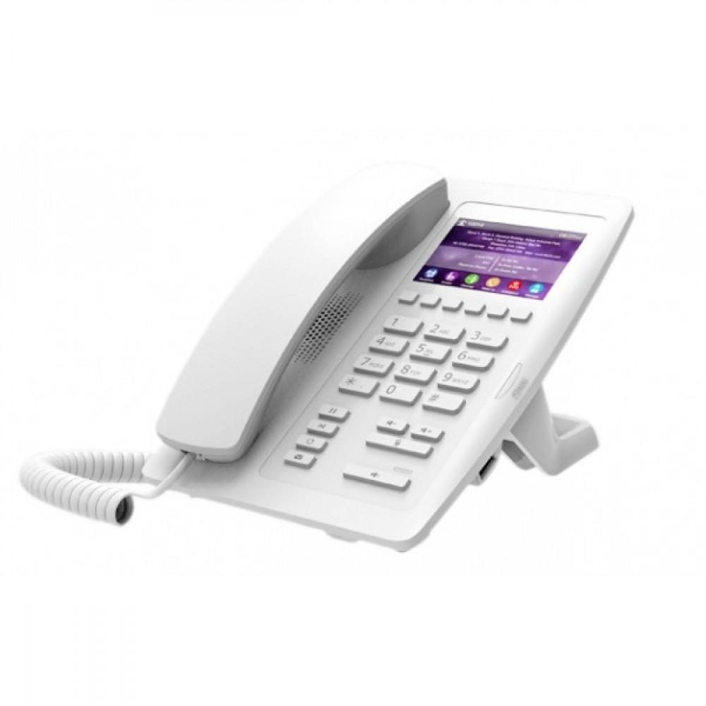 IP телефон Fanvil H5 White (готельний)