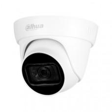 4Мп HDCVI відеокамеру Dahua з ІЧ підсвічуванням Dahua DH-HAC-HDW1400TLP-A (2.8 мм)