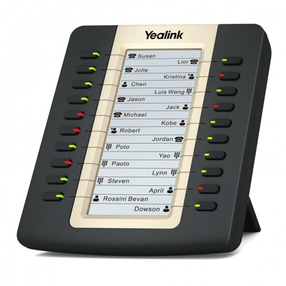 Модуль розширення з LCD Yealink EXP20