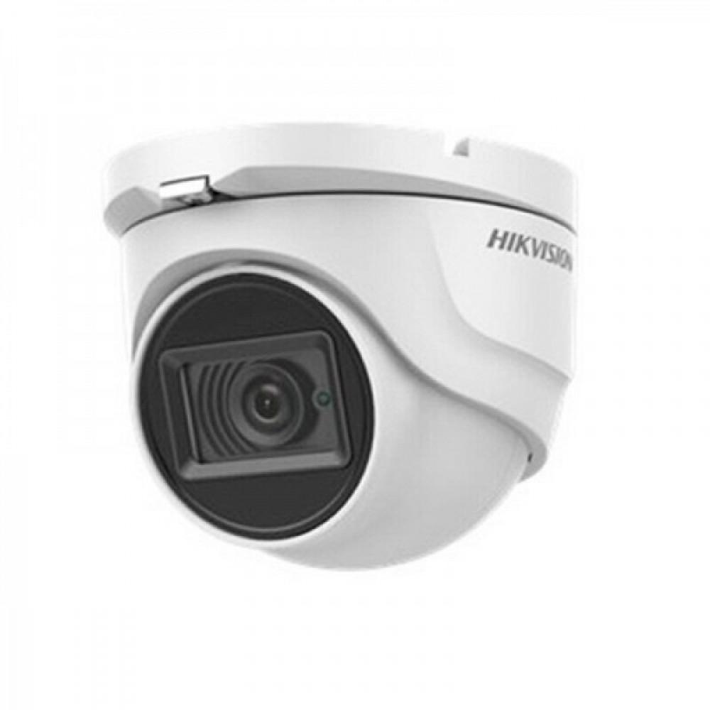5Мп Ultra-Low Light Turbo HD відеокамера Hikvision Hikvision DS-2CE76H8T-ITMF (2.8 мм)