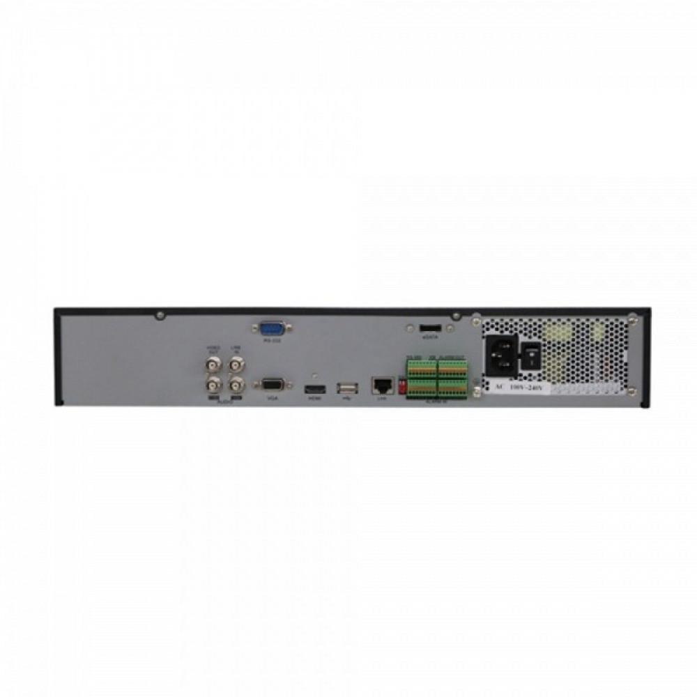 32-канальний 4K мережевий відеореєстратор Hikvision DS-7732NI-I4 (B)