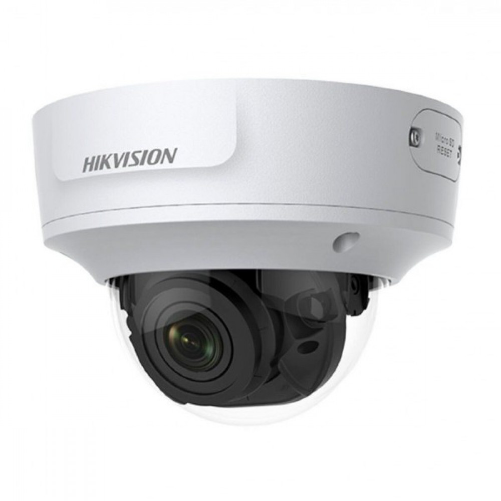 8 Мп IP відеокамера Hikvision c детектором осіб та функціями Smart Hikvision DS-2CD2783G1-IZS (2.8-12)