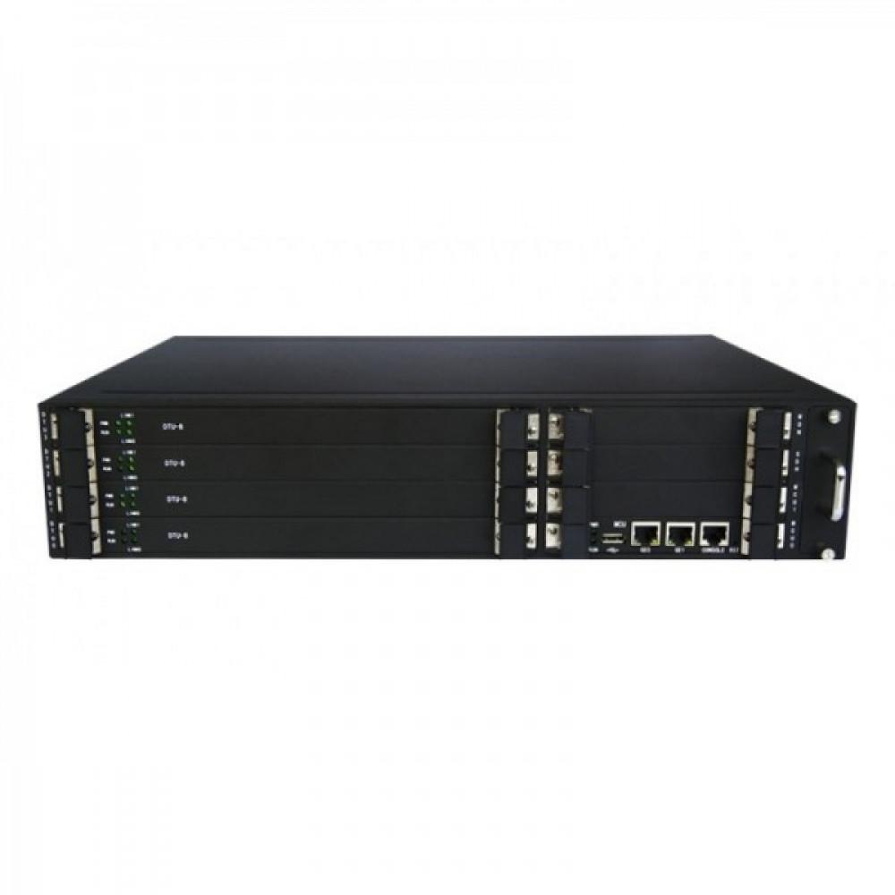 VoIP шлюз Dinstar MTG3000A-48*E1